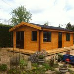 Small Log Cabin Mobile Homes Success