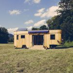 Small Luxury Wohnwagon Trailer Home Looks After Itself