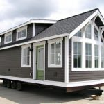Small Trailer Homes Like The Exterior This One Better Than Most