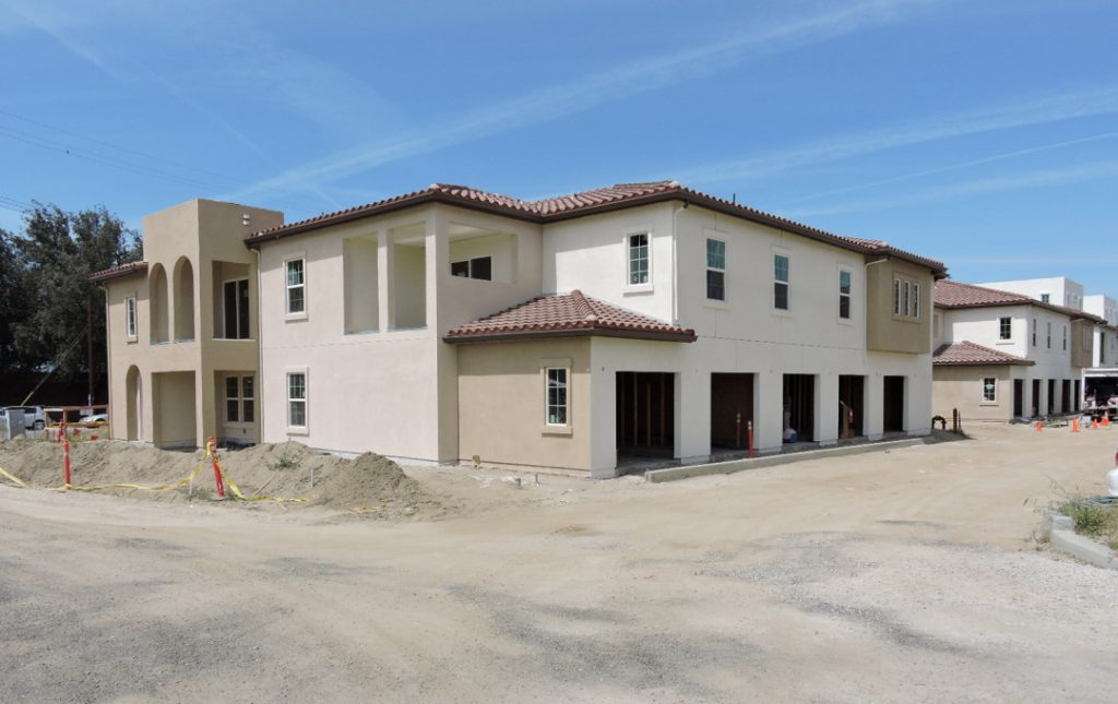 Southern California Largest Modular Affordable Housing Multi