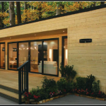 Spotlight The Best Selling Finnish Contemporary Log Mobile Home
