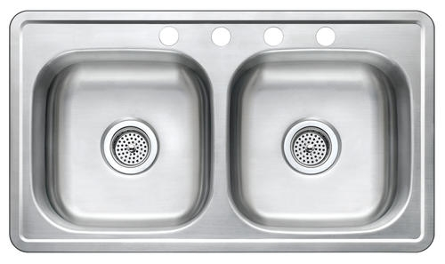 Stainless Steel Kitchen Sink Star Mobile Home Supplies