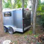 Stealth Tiny House Cargo Trailer Project For Sale
