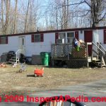 Steps And Rails Mobile Homes Trailers Doublewides