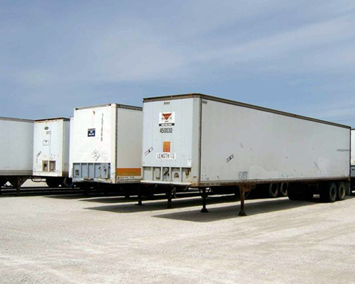 Storage Trailers For Sale Rent