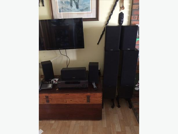 Surround Sound Home Theatre Audio System Duncan Cowichan Mobile