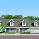 The Belmont Cape Modular Home Plan Manufactured Floor Plans