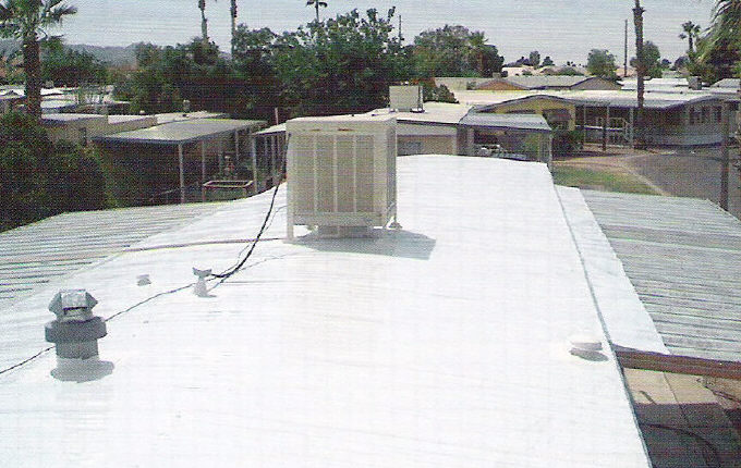 The Components For Type Roof System Are Generally Follows