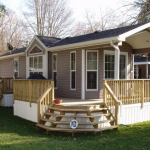 The Deck Plans For Mobile Home Completely Free