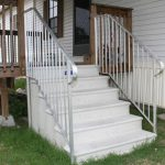 The Exterior Stairs For Mobile Homes
