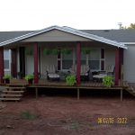 The Front Porch Same Mobile Home Below