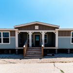 The Gotham Triple Wide Manufactured Home Abilene Texas