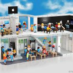 The Playmobil Apple Store Play Set Priced Usd While