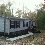The Walkway And Landscaping Around Mobile Home Can Tricky But