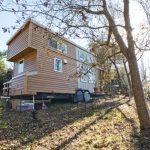 This Lisefski Tiny Home Which Was Built Flatbed Trailer