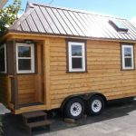 Tiny House For Sale Built Tumbleweed Trailer