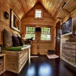Tiny Houses Wheels The Tack House