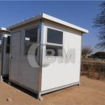 Tiny Portable Houses Botswana Project The Are