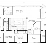 Tradewinds Floor Plan For Palm Harbor Manufactured Home