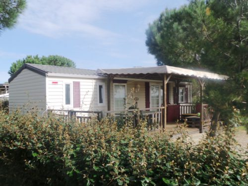 Trigano Gaia Mobile Home For Sale France Languedoc Roussillon