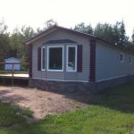 Triple Mobile Home High Prairie Alberta Estates Canada