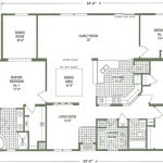 Triple Wide Mobile Home Floor Plans Offer Complete Service