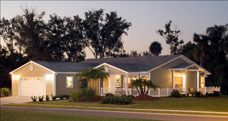 Triple Wide Mobile Home Length And Width