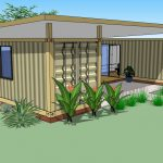 Two Bedroom Modular Container Homes Pop Shops