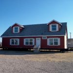 Two Story Hallmark Doublewide Mobile Home Listing