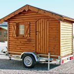 Vardo Beautiful Small Trailer Home House