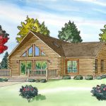 View Modular Log Home Plans Modularhomes Maine Homes