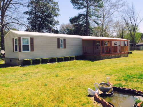 Wallace Marlboro County South Carolina Mobile Home For Sale Cheraw