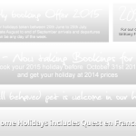Welcome Quest Mobile Home Holidays