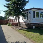 West End Mobile Home Rent Own Edmonton Alberta Estates