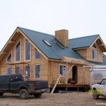 Why Log Cabin Kits Are Not Prefab Cowboy Homes