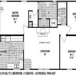 Wide Mobile Home Floor Plans Double