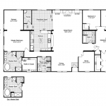 Wide Mobile Home Floor Plans Manufactured Homes North