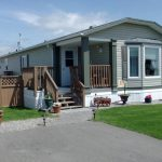 Wide Mobile Home Fort Macleod Alberta Estates Canada