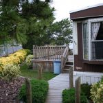 Wide Mobile Home Landscaping Ideas For Homes
