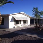 Window Awnings Mobile Homes Called Panorama And Flex