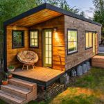 Woman Builds Her Own Diy Micro Home For