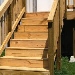Wooden Stairs For Mobile Home Homes Ideas