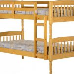 Albany Antique Pine Bunk Bed Bedroom Furniture Next Day Delivery