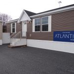 Atlantic Homes Double Wide Home