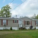 Bdrm Double Wide Mobile Home Sale Maine Woodville