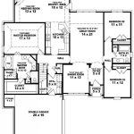 Bedroom Bath Split Floor Plan House Plans