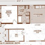 Bedroom Modular Home Plans Simple Floor Also Double Wide Mobile