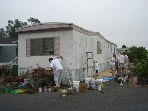 Before After Mobile Home Sunny Acres Oxnard Take Action Your