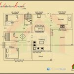 Below Square Feet House Plan Elevation Architecture