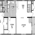 Bloombety Double Wide Manufactured Homes Floor